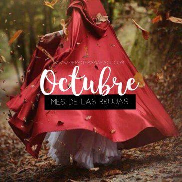 ¿Por qué Octubre es el mes de las Brujas?