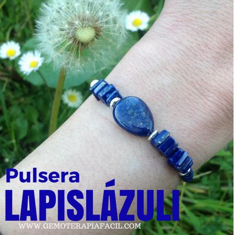 Pulsera lapislázuli