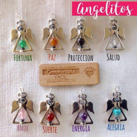 Angelitos terapéuticos