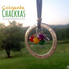 Colgante Chakras