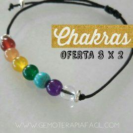 Pulsera de los chakras