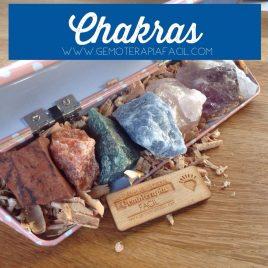 Piedras de los chakras en brutoPiedras de los chakras en bruto