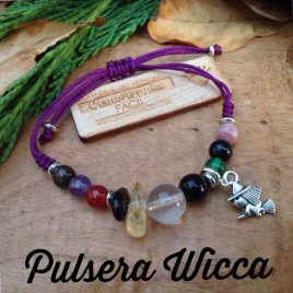 Pulsera Wicca