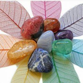 Piedras y chakras