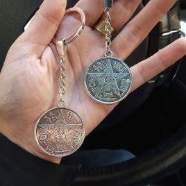 Llavero Tetragramaton