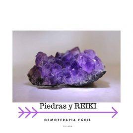 Piedras y Reiki