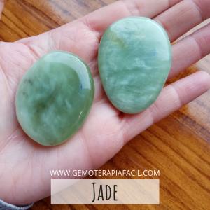 Jade rodado plano