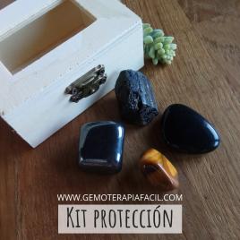Piedras de Protección Gemoterapia