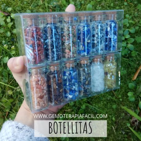 Botellitas mineral