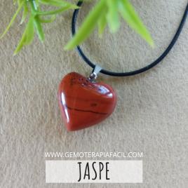 Jaspe Corazón