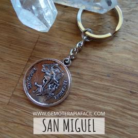Arcangel San Miguel llavero