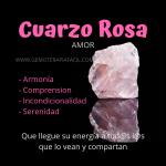 Propiedades del cuarzo rosa