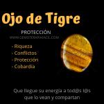 Propiedades del ojo de tigre