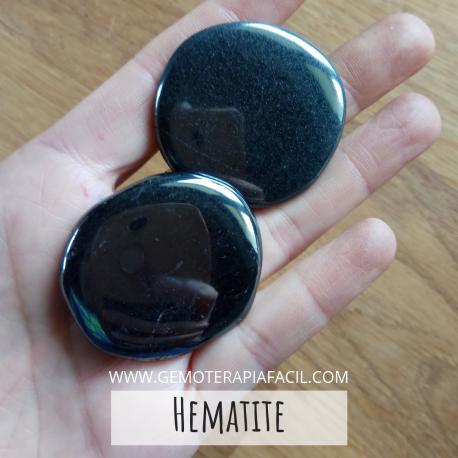 Hematite rodado plano