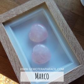 Marco para minerales