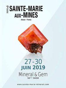 feria de minerales saninte Marie aux Mines
