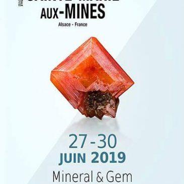 Feria de Minerales Sainte Marie Aux Mines