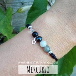 mercurio retrógrado pulsera