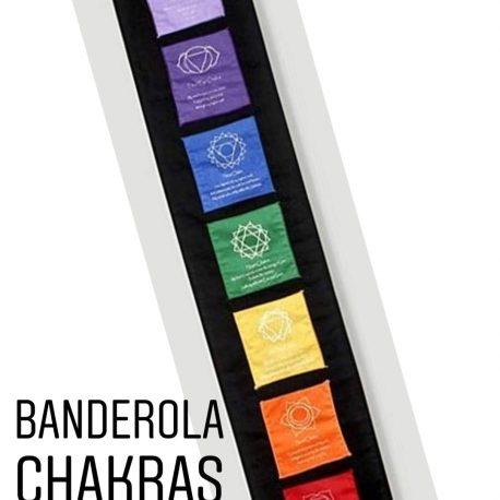 banderola chakras