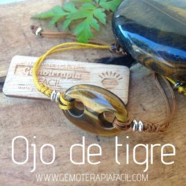 pulsera ojo de tigre