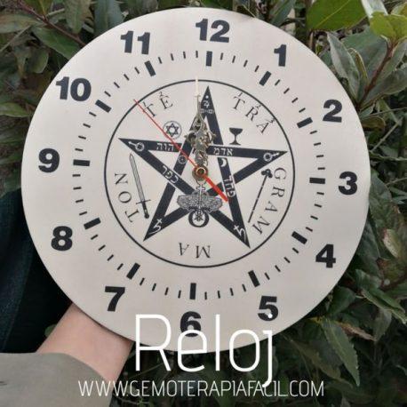 tetragramaton reloj