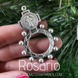 rosario de dedo