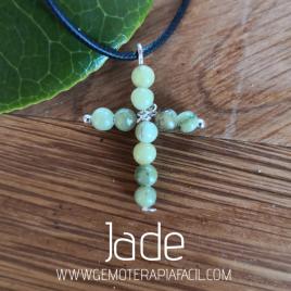 Cruz de jade