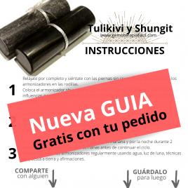 shungit tulikivi armonizador instrucciones