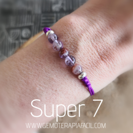 Pulsera super 7 gemoterapia facil