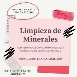 limpieza de minerales pdf