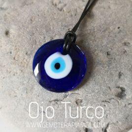 colgante ojo turco pequeño gemoterapia facil