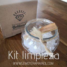 kit limpieza de minerales