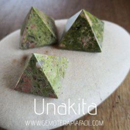 pirámide unakita gemoterapia facil