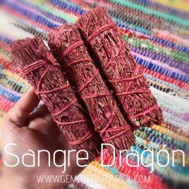 sahumerio atado sangre de dragón