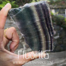 plancha fluorita gemoterapia facil