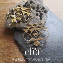 pendientes de latón6