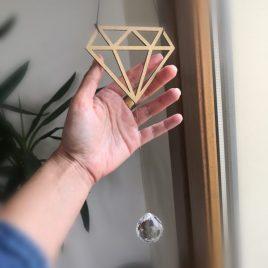 armonizador feng-shui diamante gemoterapia facil