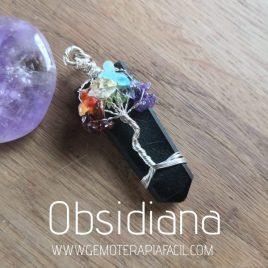 árbol de la vida obsidiana gemoterapia