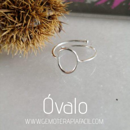 anillo óvalo gemoterapia facil