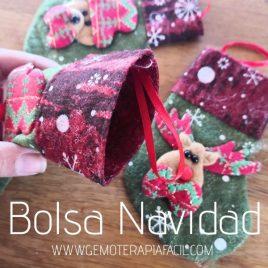 Calcetín Arbol de Navidad – Accesorios Regalo