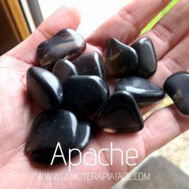 lágrima Apache obsidiana gemoterapia facil