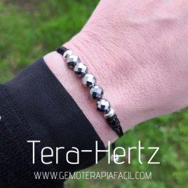 pulsera terahertz piedra gemoterapiafacil