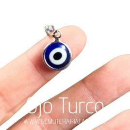 colgante pequeño de ojo turco Hemoterapia fácil