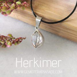 colgante Herkimer plata de ley Sonoterapia fácil