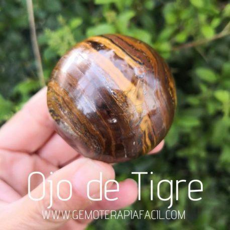 esfera de ojo de tigre gemoterapia facil