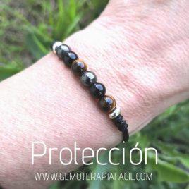 pulsera protección gemoterapia facil