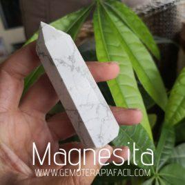 punta de magnesita natural gemoterapia facil