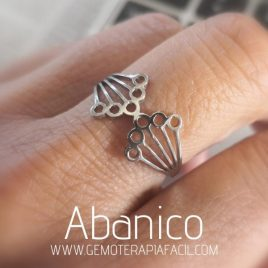 anillo abanico adaptable gemoterapia facil