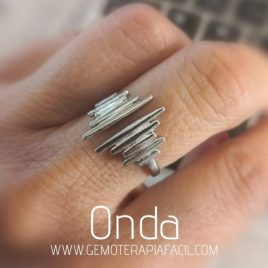 anillo ondas plateadas gemoterapia facil