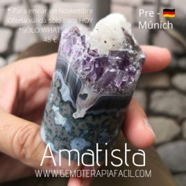 Cilindro Amatista AAA- PRE-MUNICH 2021